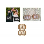 Mr. And Mrs. Props (Set Of 2)