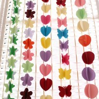 Multi Designs Party Garland (1 Pc)