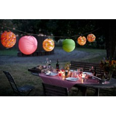 Arrange a successful outdoor party for your partner's 50th birth