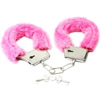 Party Handcuffs (Pink)