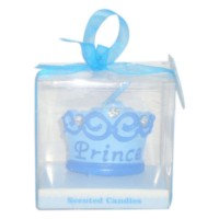 Prince Crown Scented Candle