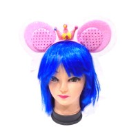 Princess Crown Foam Hairband