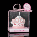 Princess Crown Scented Candle