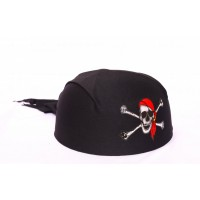 Round Pirate Hat