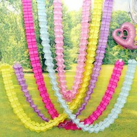 Tissue Paper Garland (1 Pc)