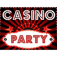 Casino Party Cutouts