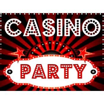 Casino Party Cutouts